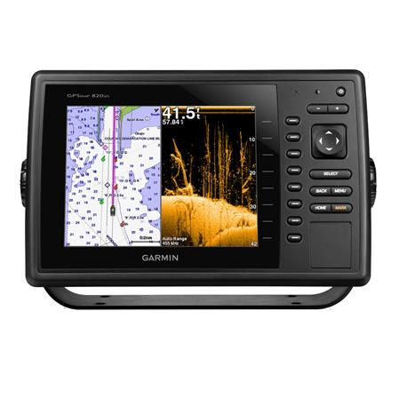 GPSMAP 820xs Con Transductor